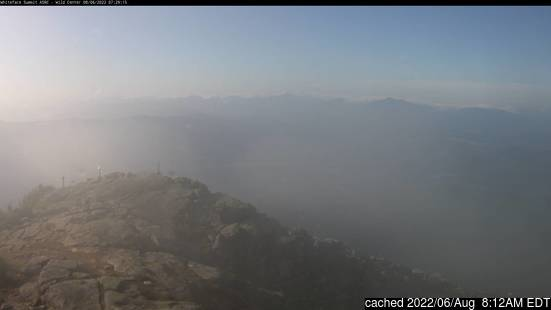Live Sneeuw Webcam voor Whiteface Mountain (Lake Placid)