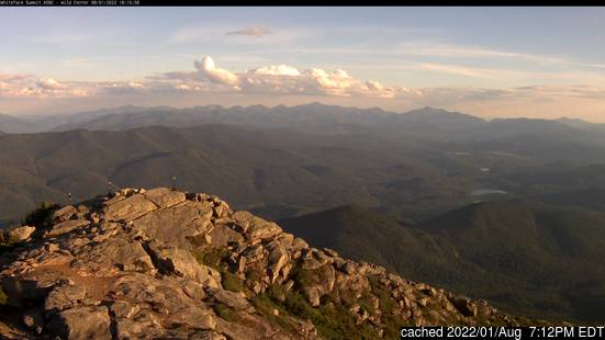 Live Snow webcam for Whiteface Mountain (Lake Placid)