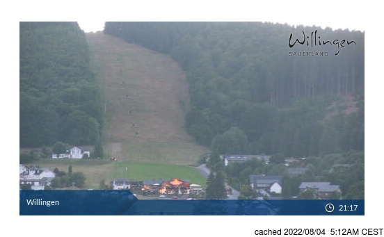 Live Webcam für Willingen-Upland