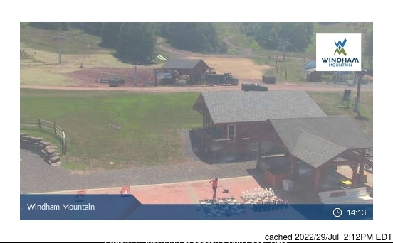 Webcam de Windham Mountain a las doce hoy