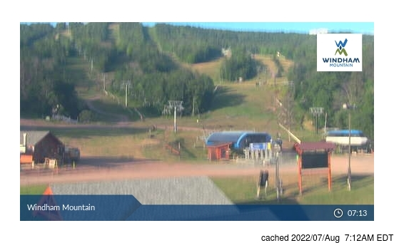 Live webcam per Windham Mountain se disponibile