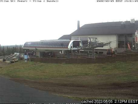 Yllas webcam at 2pm yesterday
