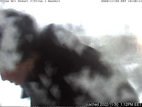 Yllas webbkamera vid kl 14.00 igår
