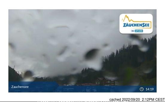Webcam de Zauchensee à 14h hier