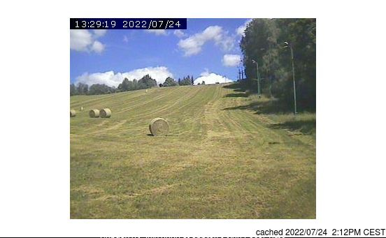 Zdobnice webcam at lunchtime today
