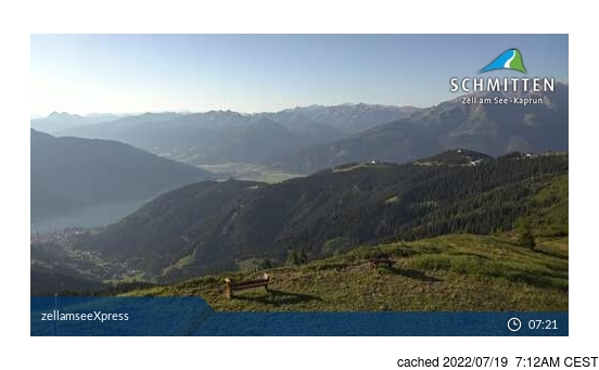 Live Webcam für Zell am See
