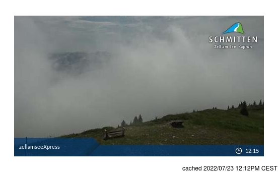 Webcam en vivo para Zell am See