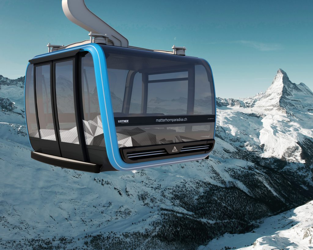 Cable Services In My Area >> Work Resumes on World's Highest Tri-cable Gondola Lift ...