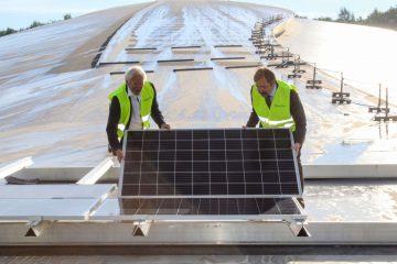 Indoor Snow Centre Installing 1000 Solar Panels To Go Fully Green Energy Powered on Sunny Days