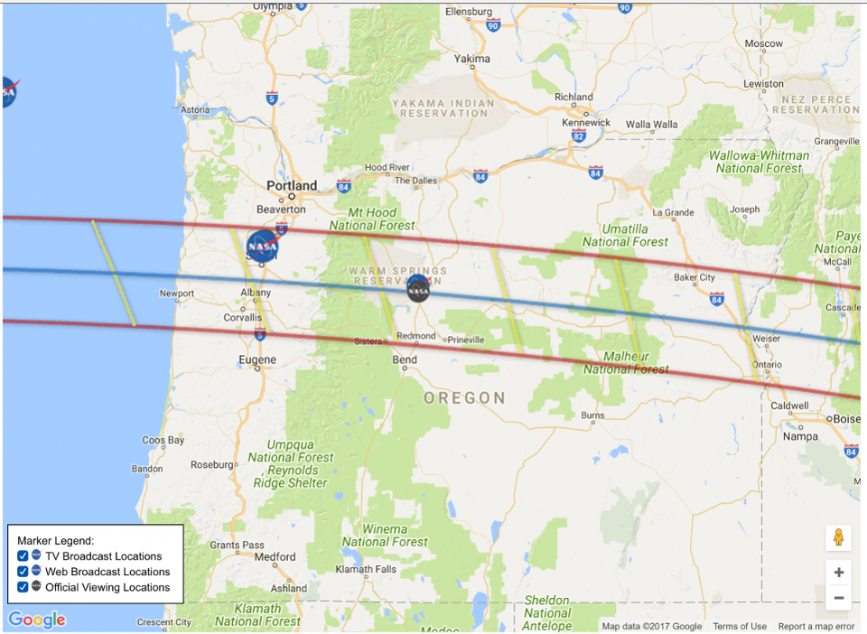 Or Path Via Nasa Google Earth Add Link 1200x878 The Whiteroom