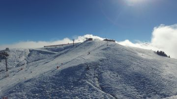 Kitzbühel's Earliest Ever Opening (?) Today!