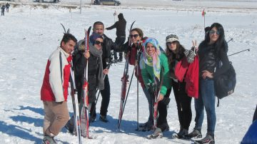 Ski Trips On Offer To Iran, Iraq and Afghanistan This Winter