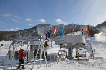 Dozens of Ski Areas Open Across North America