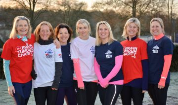 Team of Mums Raise over £95,000 for 'Everest in the Alps' Charity Challenge