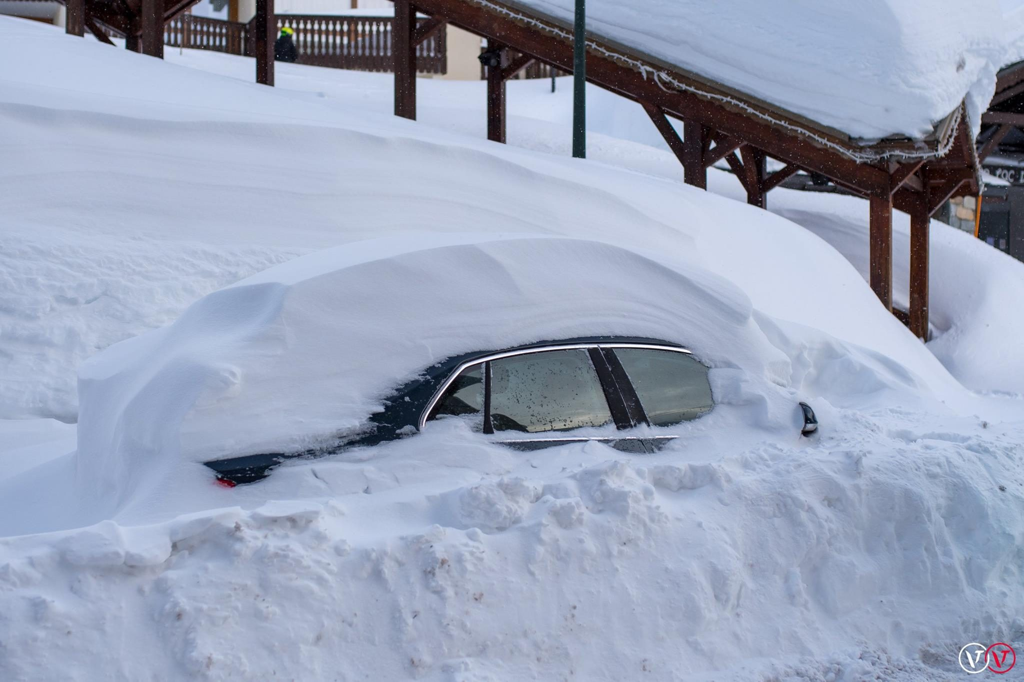 The Start Of 2018 Has Seen Unprecedented Snowfall In Alps With Resorts Cut Off By Snow Covered Roads Or High Avalanche Danger Its Hard To Think Now