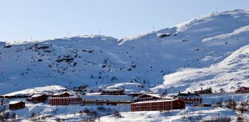 Europe's Most Northerly Ski Area Has Opened for 2018 Ski Season