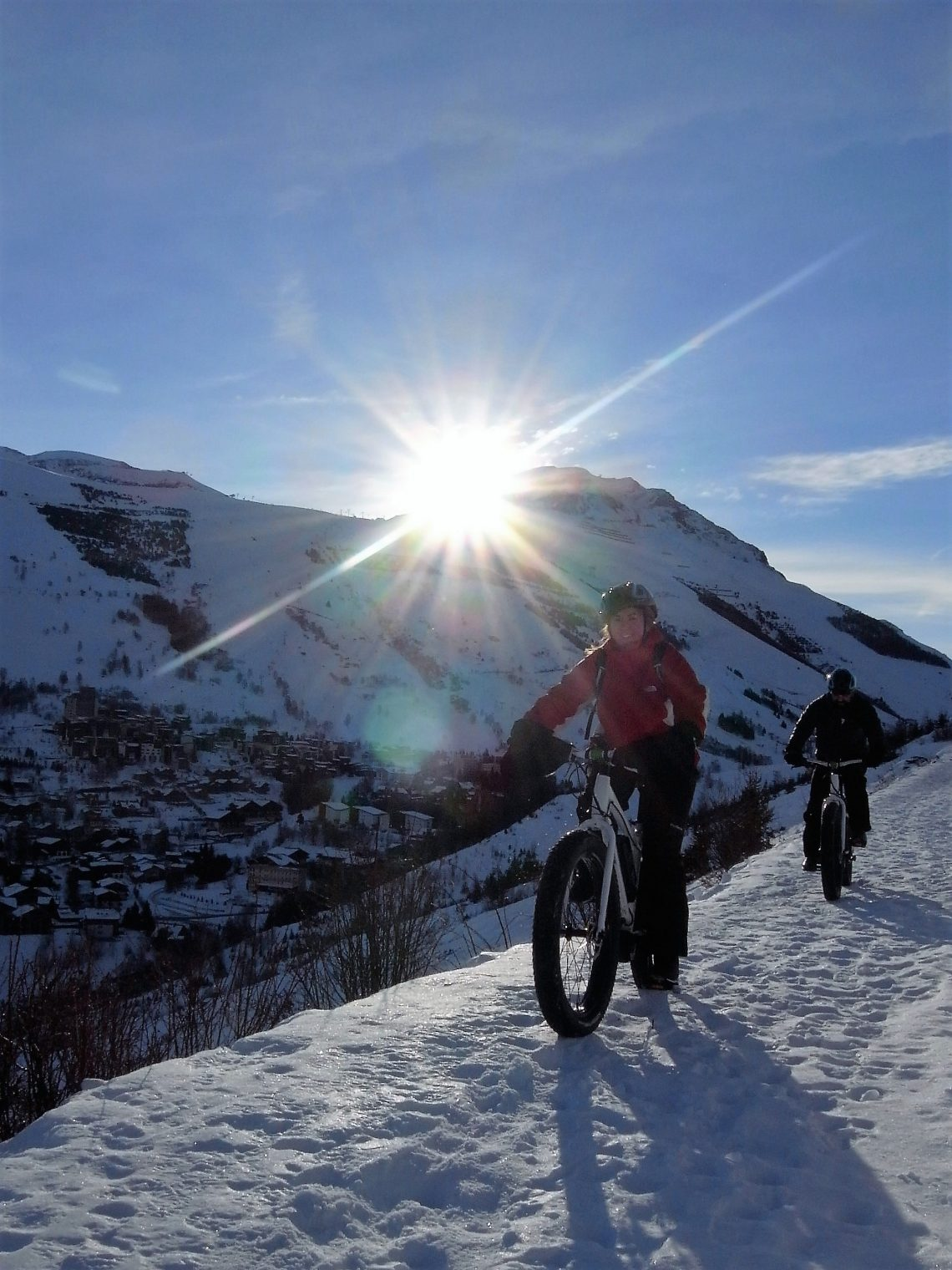 Electric Fat Biking In Les Deux Alpes The Whiteroom