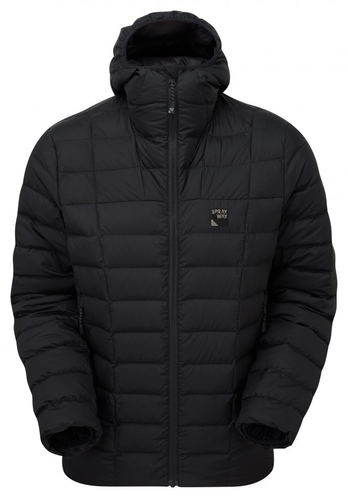 Gear · SPRAYWAY OBSIDIAN DOWN JACKET REVIEW 0825234ff