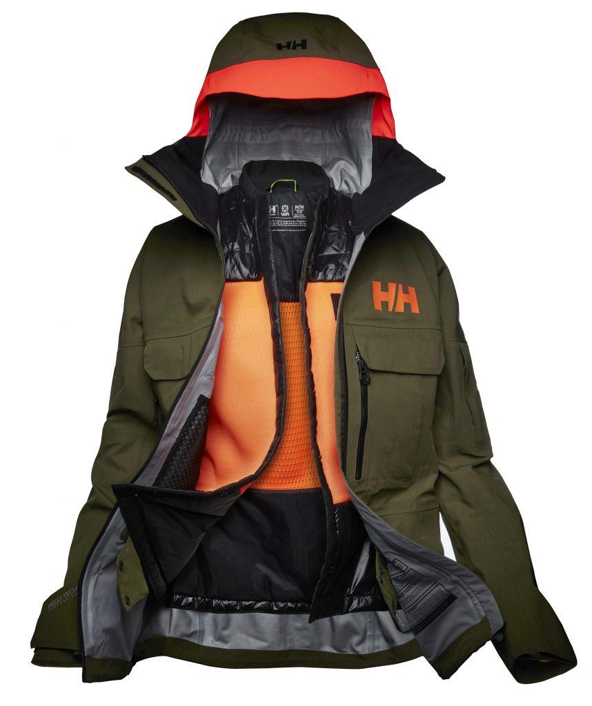 Offwhite Helly Hansen Women/'s September Propile Fleece Jacket