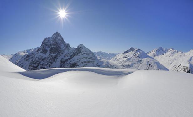 St. Anton Mountains