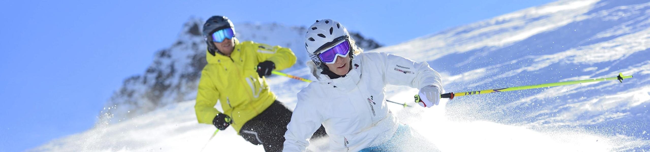 CheckYeti Ski Lessons