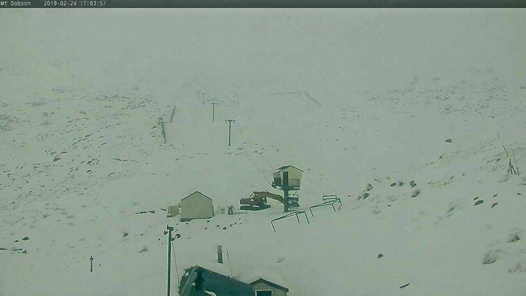Mt Dobson Ski Resort
