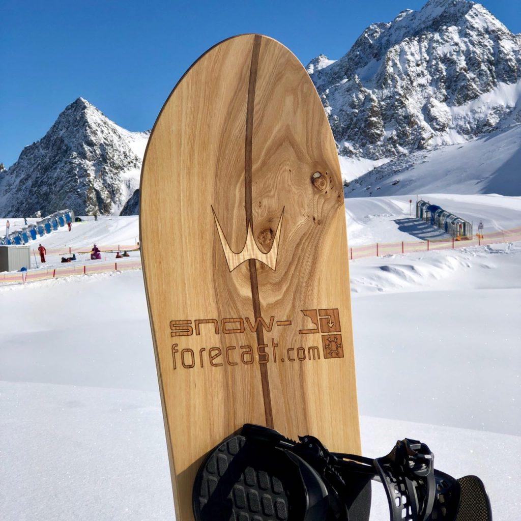 Snow-Forecast board