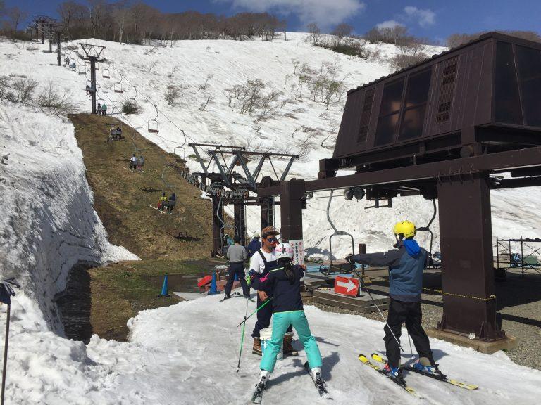 GAssan Ski Areas