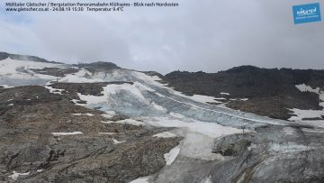 Molltal Glacier Latest Summer Ski Area to Close As Snow Melts From Glacier