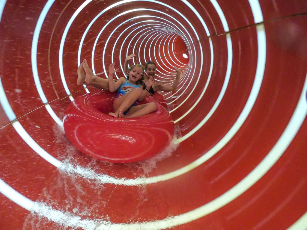 Waterslide in Zillertal