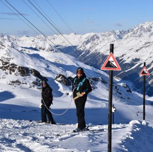 New Steepest Piste in Europe Opens in Austria