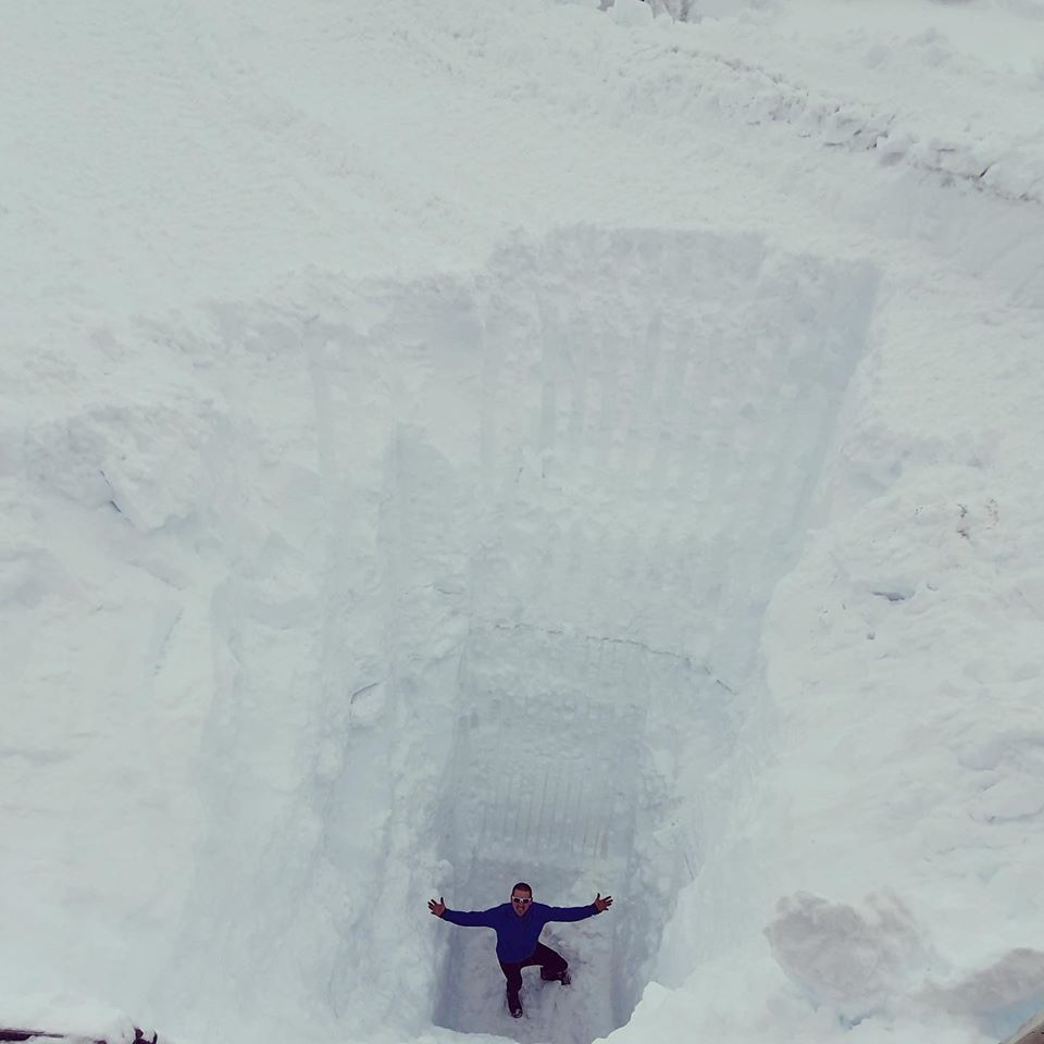 All three of Norway's glacier areas are opening this month with up to 49 feet (nearly 15 metres) of snow lying.