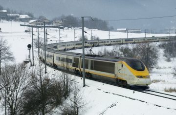 Eurostar Cancels Direct Ski Train Service From UK to French Alps