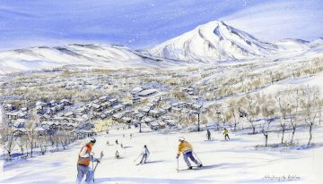 New Ski Resort Planed for Kamchatka