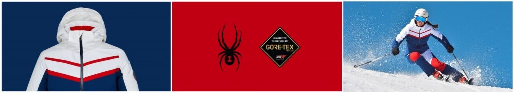 Spyder Gore-Tex clothing