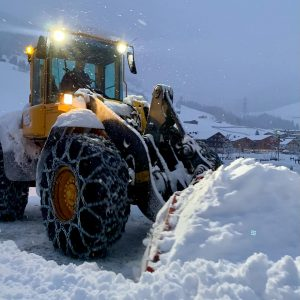 Up To 55cm Of Snowfall So Far As Big Storm Hits the Alps
